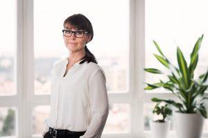 Camilla Segell CFO på Vesper